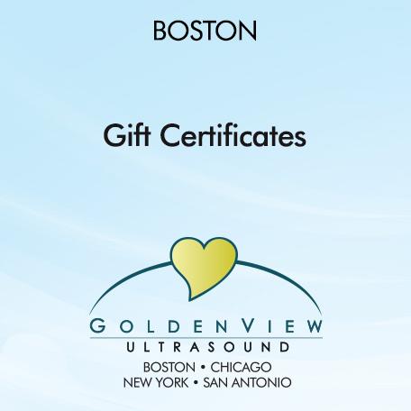 Boston Gift Certificates